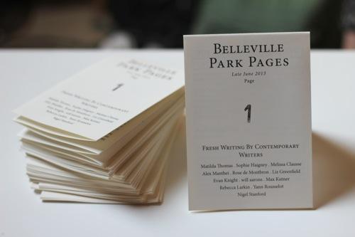 Belleville Pages Belleville Park Pages