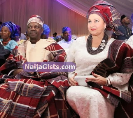 lola omotayo parents