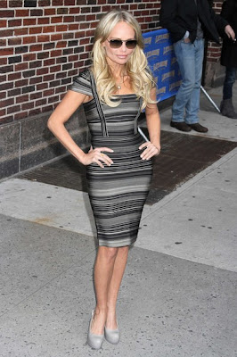 Kristin Chenoweth Bandage Dress
