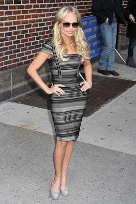 Kristin Chenoweth Bandage Dress