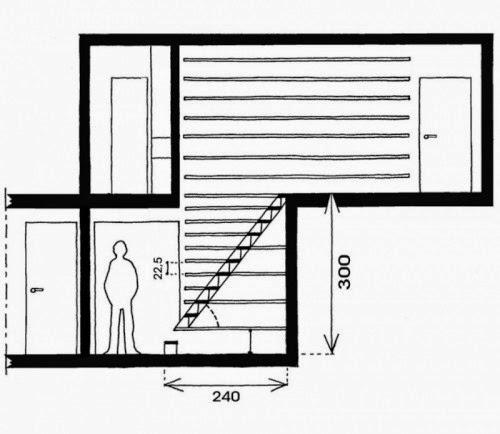 stairs plan