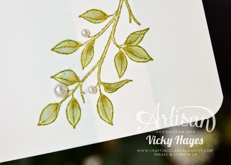 Choose Happiness and other Stampin' Up products are available to buy online from UK independent Stampin' Up demonstrator Vicky Hayes