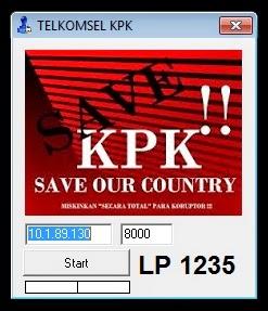 Inject Telkomsel KPK 19 Februari 2015