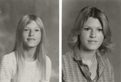 Retro Gran 1970 decade of hairstyles