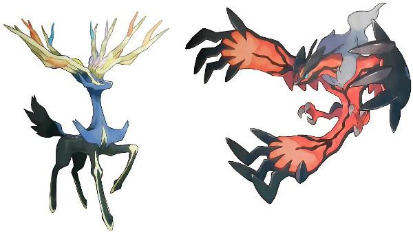 pokémon !!!! Xerneas-yveltal-artwork