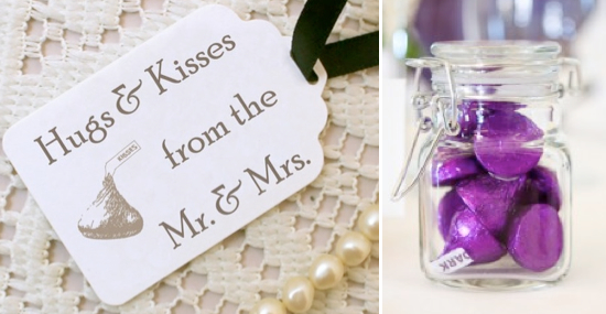 Castle Manor Wedding Favor Ideas