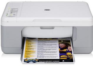 Download Printer Driver HP Deskjet F4100