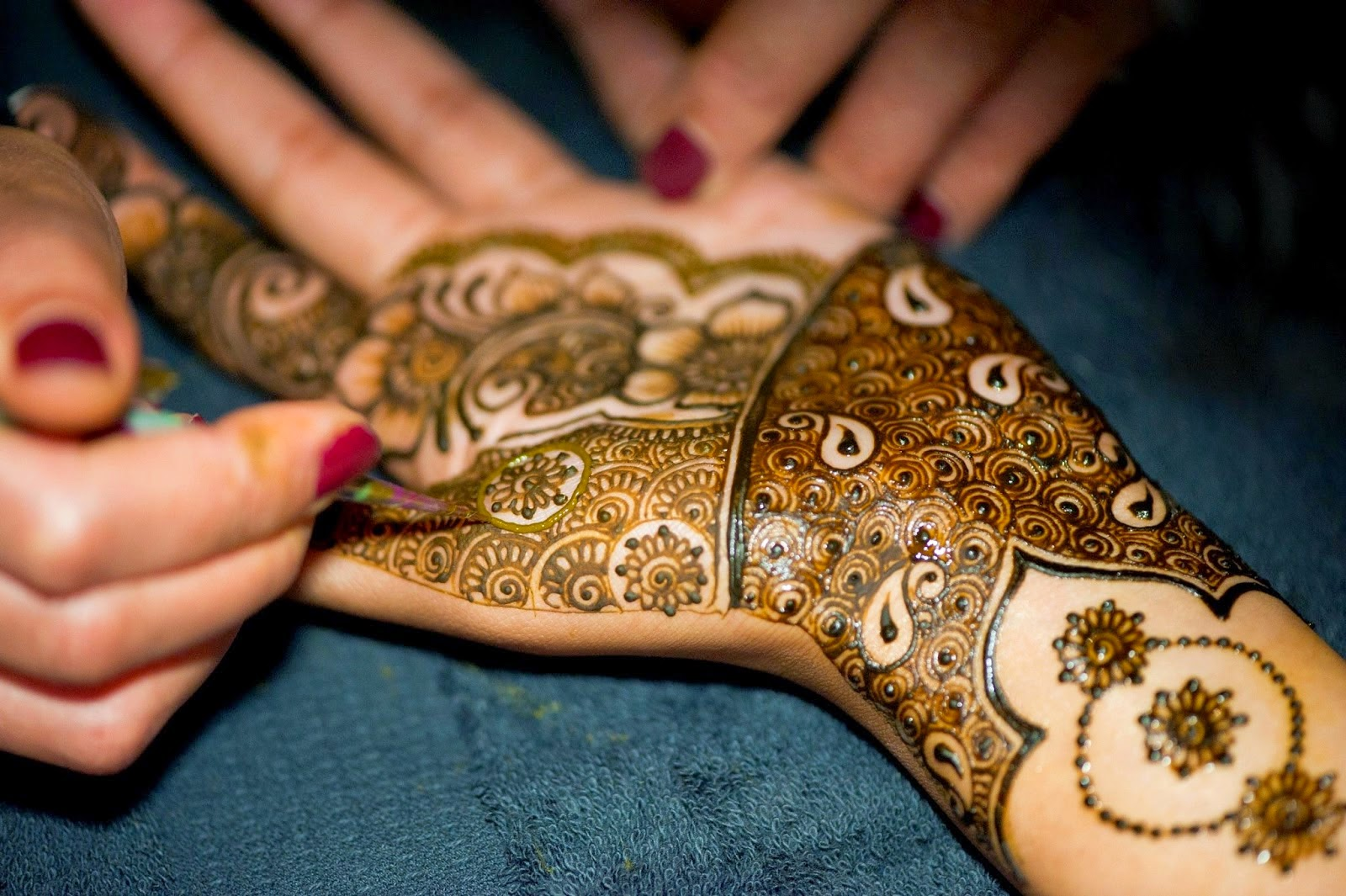 New Eid Ul Fitr Mehndi Designs 2015 Exclusive Henna Designs For