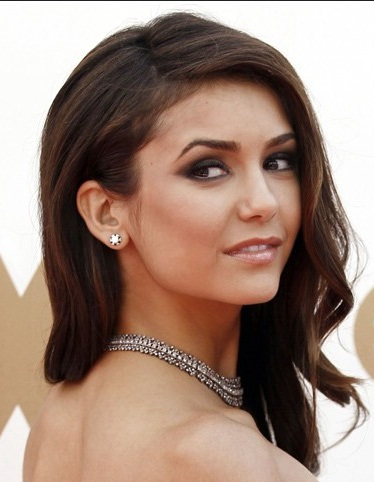 Nina Dobrev Hairstyles - Elena from Vampire Diaries