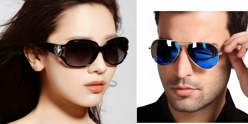 Pick the perfect Sunglasses online to flatter your face