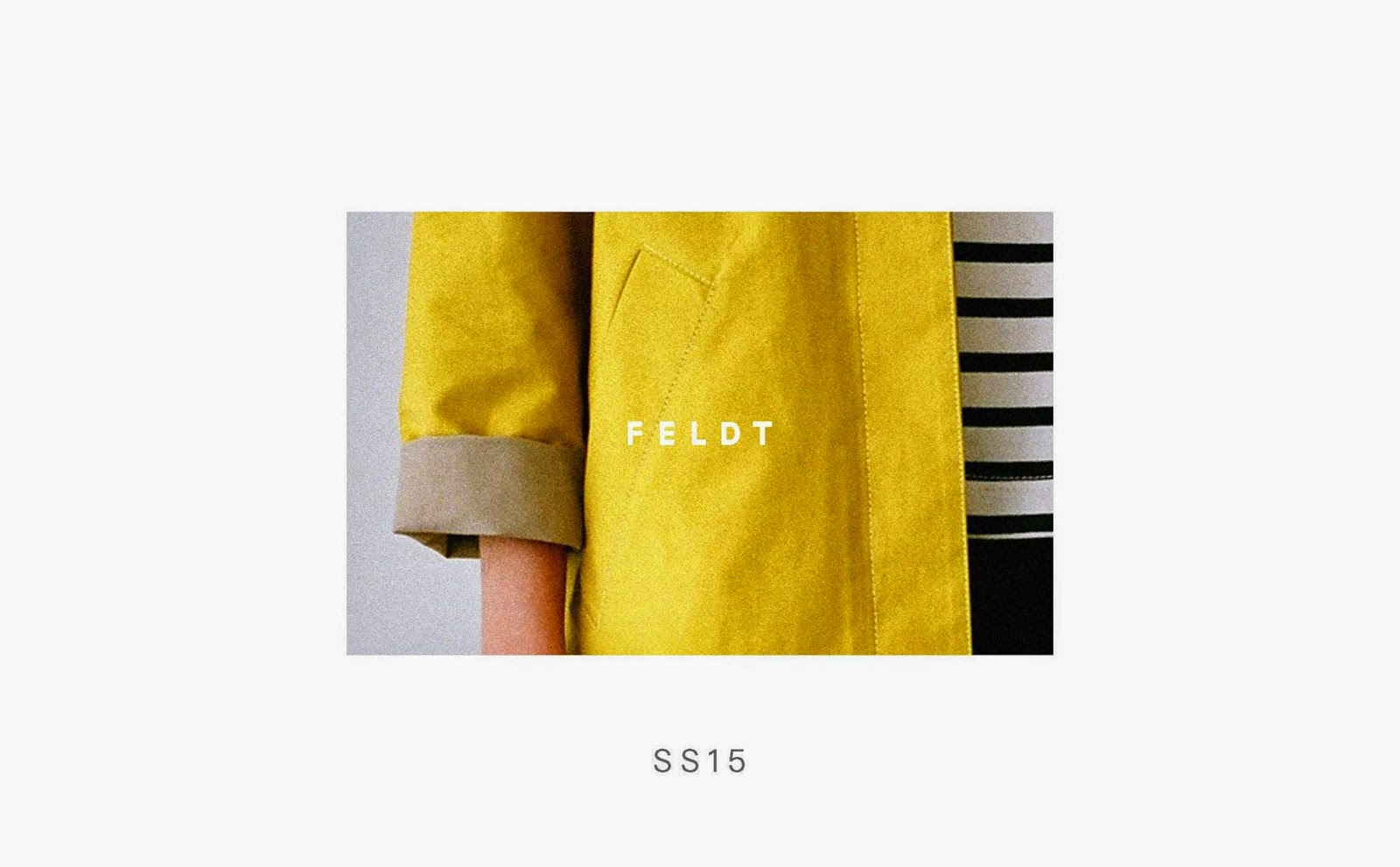 feldt, london, fashion, womens, womenswear, autum, winter, layering, new brand, care pacel, sweeden, minimalistic, simplistic,