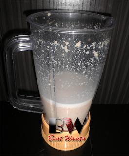 Milk Shake Sihat Sedap