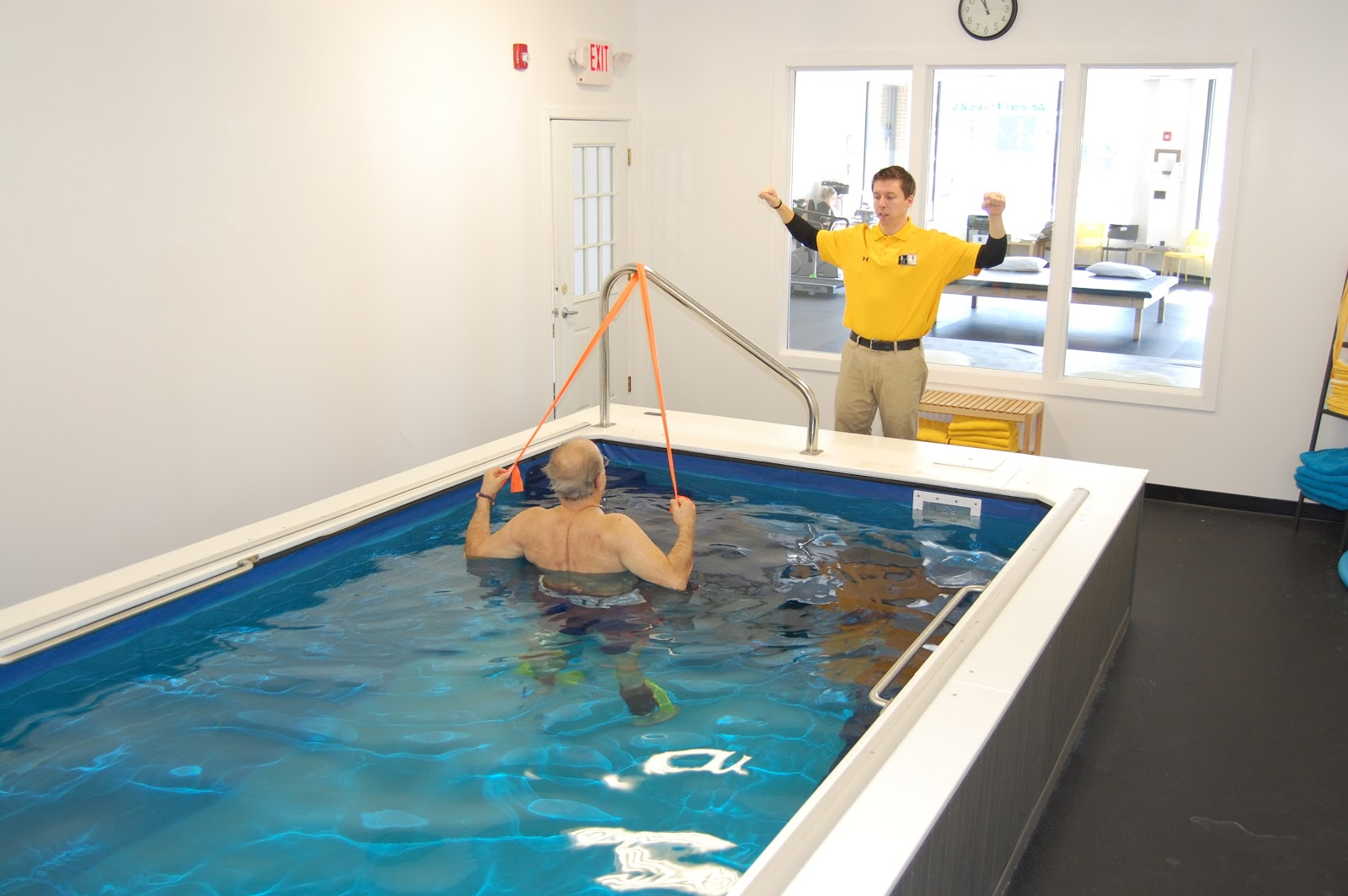 Five Aquatic Therapy Benefits From Endless Pools | Endless Pools Corporate  Blog