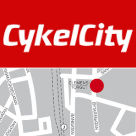 Cycle shop and café