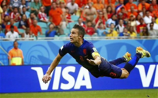 """""""Ada Apa Ini ?"""" Spain 1-5 Netherlands"""