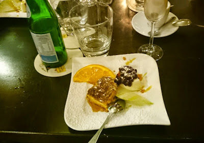 Bloggertreffen Würzburg - Dessert