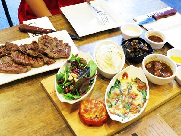 Australian Beef Buffet at Barossa Bar