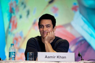 Aamir Khan with Dhoom 3 and Katrina Kaif