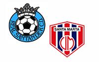 Real Santander vs Unión Magdalena
