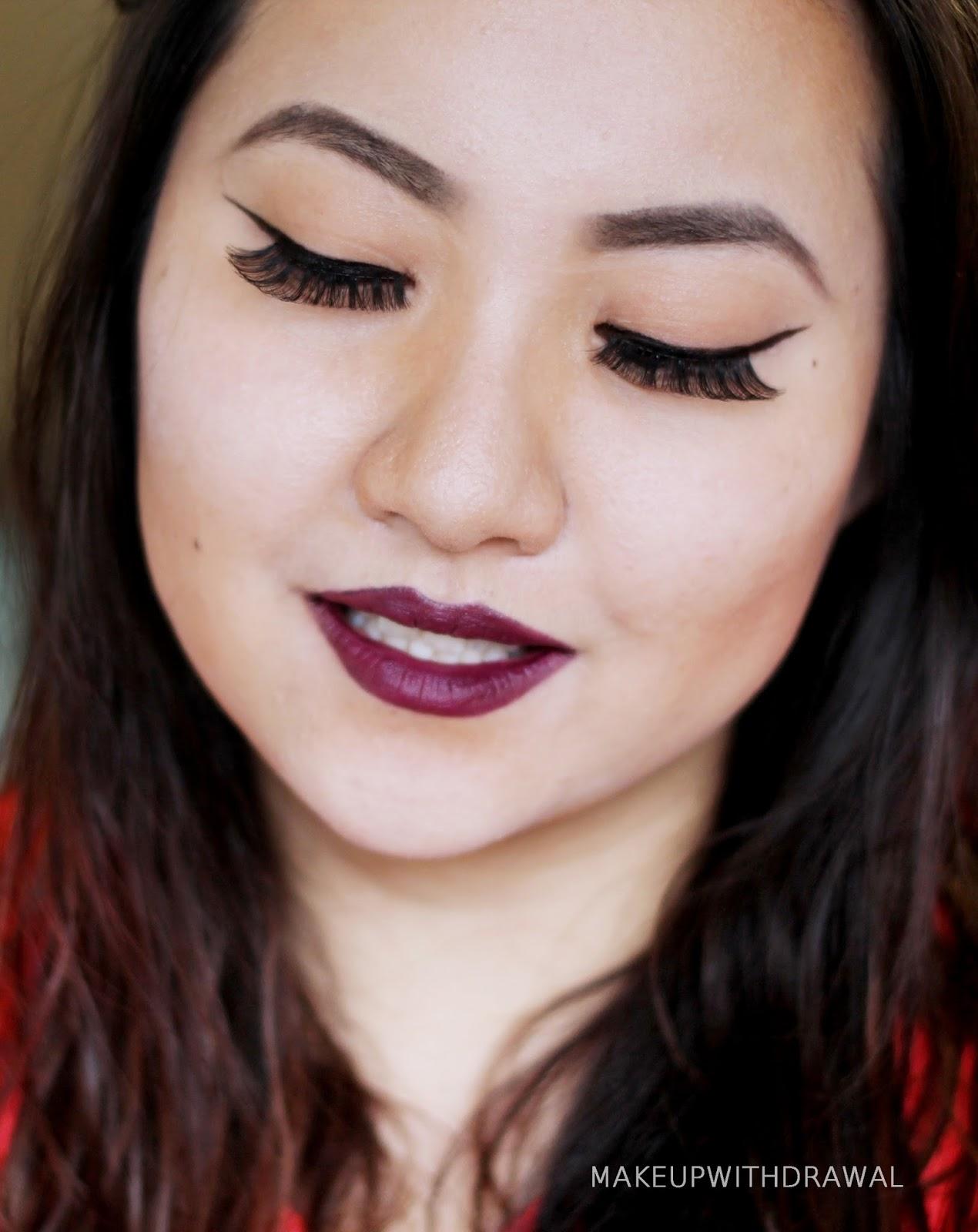 FOTD feat. Impulse Cosmetics Pandora   Makeup Withdrawal