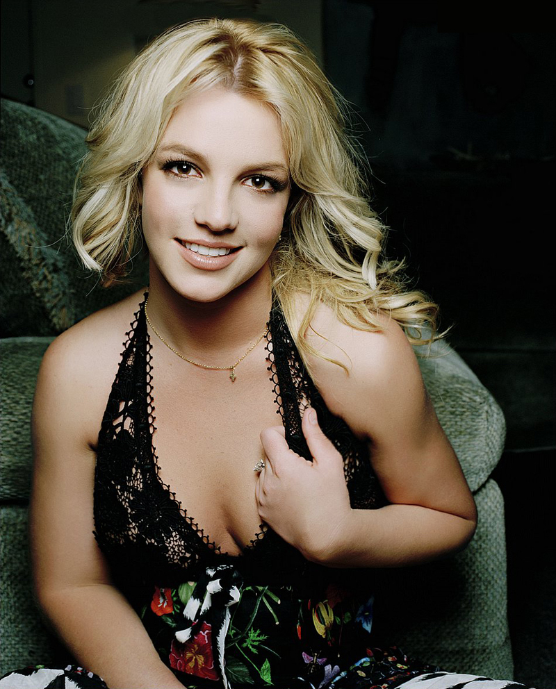 Celebrity Hairstyles - Britney Spears 12