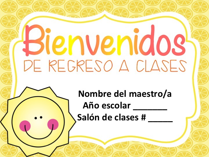 Back to school night made easy learning in two languages noche de regreso a clases toneelgroepblik Images