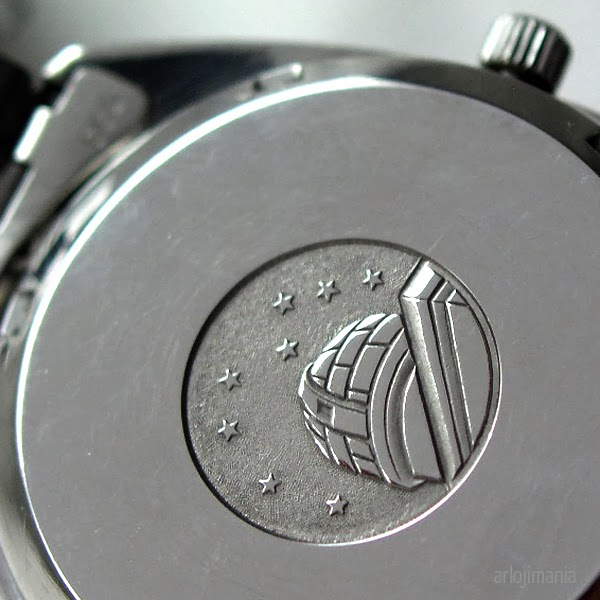 Omega Constellation Caseback