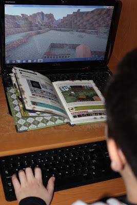 Recenzja z Olkiem - podręcznik Minecraft
