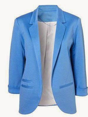 desain blazer wanita