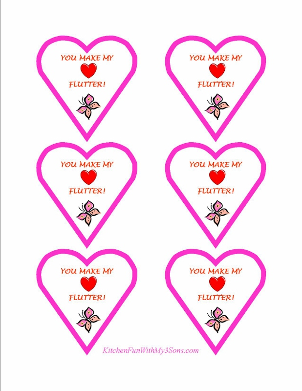 Printable Hearts To Cut Out Valentine hearts to print cut