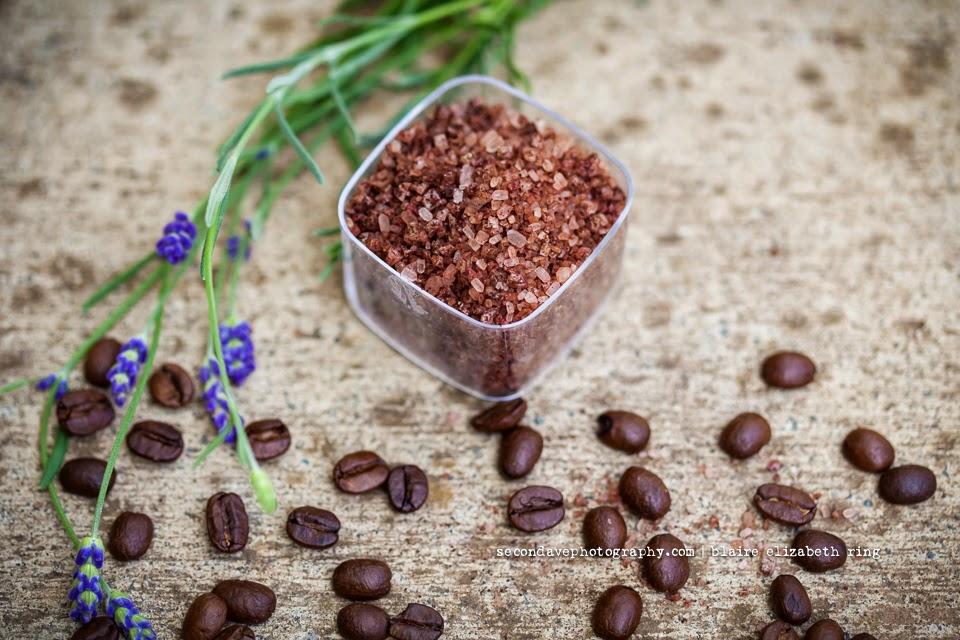 Cocoa Coffee Bath Salts