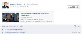 Angela Merkel 22.09.2013