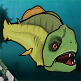 เกมส์ปลาปิรันย่า 4