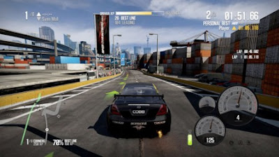 Screenshoot 2 - Need For Speed Shift 2 Unleashed | www.wizyuloverz.com