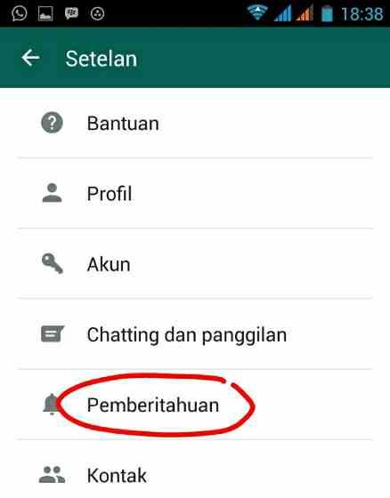 Cara Mengatasi Keterlambatan Menerima Pesan Di WhatsApp