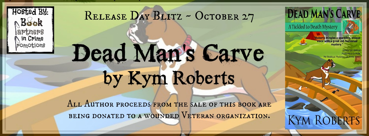 Dead Man's Carve by Kym Roberts – Release Day Blitz + Giveaway