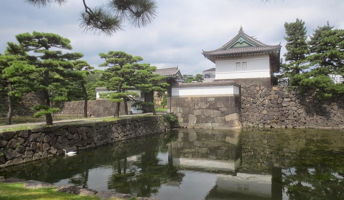 Tokio - östlicher Palastgarten