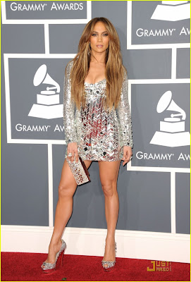 Jennifer Lopez Grammy Dress on Jennifer Lopez In Pucci  Now This Is How To Dress For The Grammys
