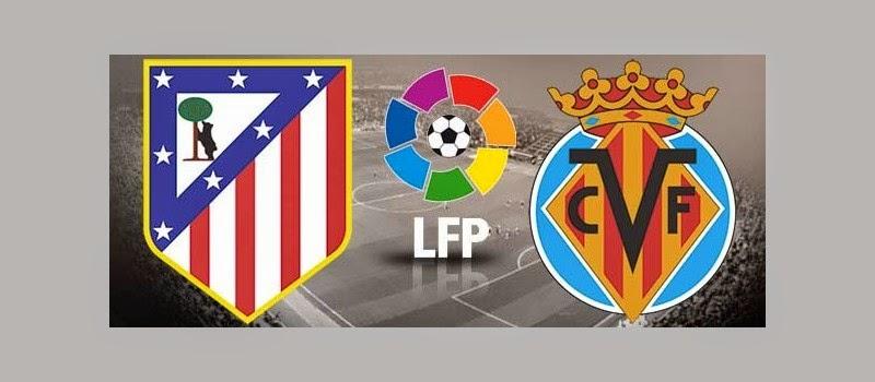Poker Online : Prediksi Skor Atletico Madrid vs Villarreal 15 Desember 2014
