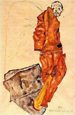 Reprimir l'artista (Egon Schiele)