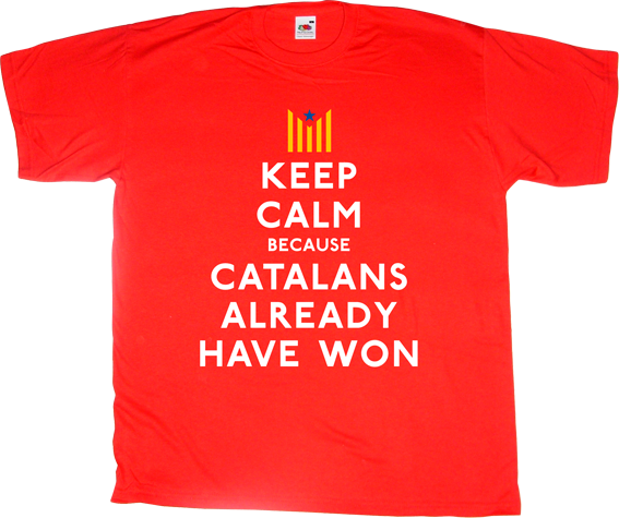 independence freedom referendum 9n catalonia catalan way t-shirt ephemeral-t-shirts