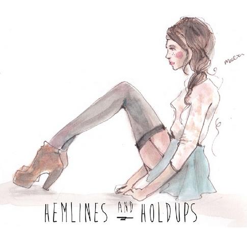 Hemlines & Holdups