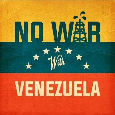 LEAVE VENEZUELA ALONE