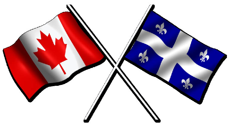 Image result for quebec flag clipart