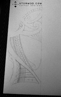 samoan tattoo drawings and pencil sketches