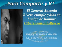 LIBEREN AL GENERAL RIVERO