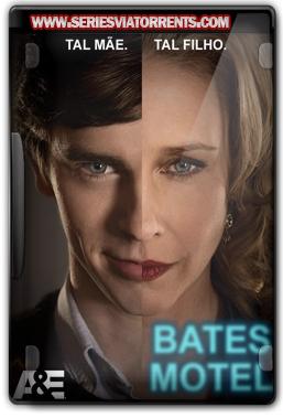 Bates Motel 3ª Temporada Dual Áudio - Torrent 720p (2015)