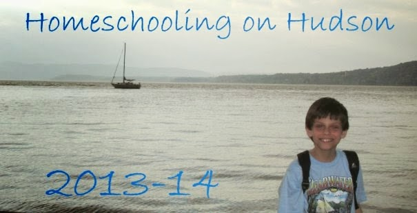 Homeschooling on Hudson 2013-14