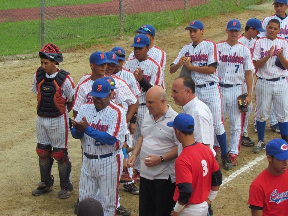 Homenaje a un Héroe del deporte Edwin Quiiles