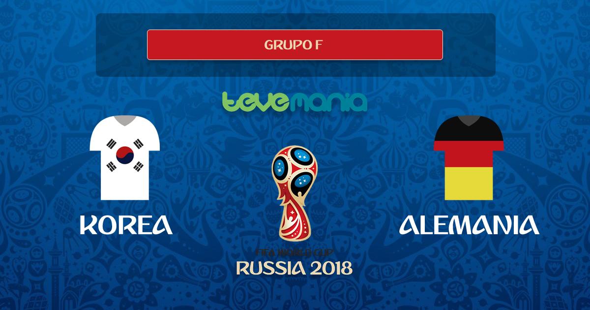 Alemania es eliminada del mundial al perder 2-0 ante Corea